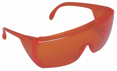 Orange UV Protective Bifocal Eyewear