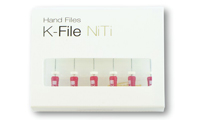 K Files-Stainless Steel - Pacdent