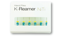 K - Reamers - Stainless Steel - Pacdent