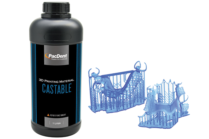 PD Castable Resin