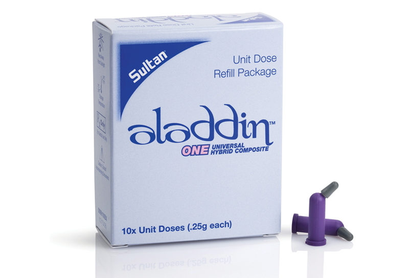 Aladdin ONE Light-cure Universal Composite Tips