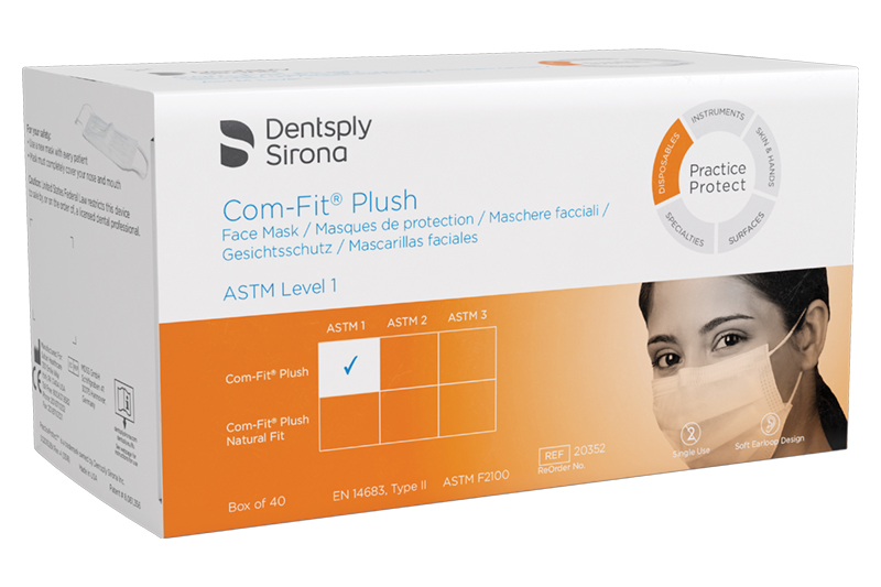 ComFit Plush Natural Fit Face Masks - Sultan Buy 4 Get 1 Free