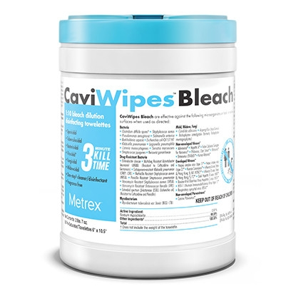 Wipes - CaviWipes Bleach ON ALLOCATION