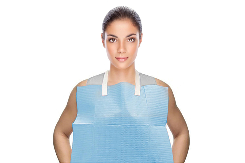 Extra Large - Waist Length Bibs - 2 Ply