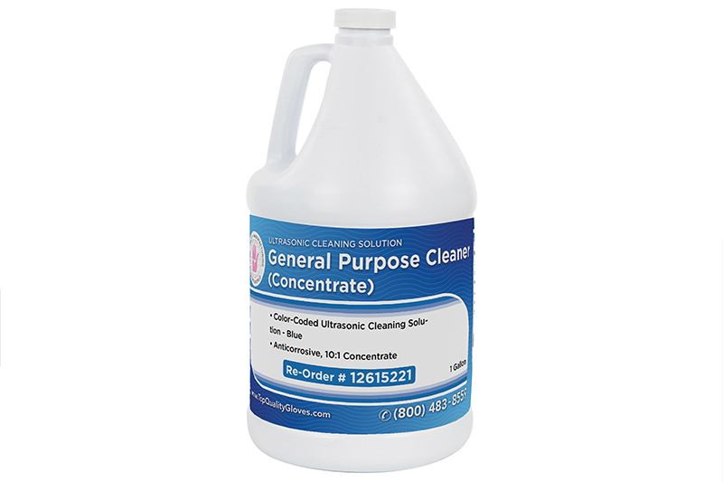 Ultrasonic Cleaning Solution - General Purpose Cleaner Concentrate