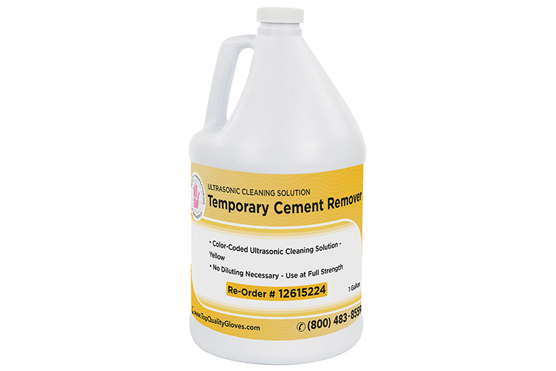 Ultrasonic Cleaning Solution - Temporary Cement Remover