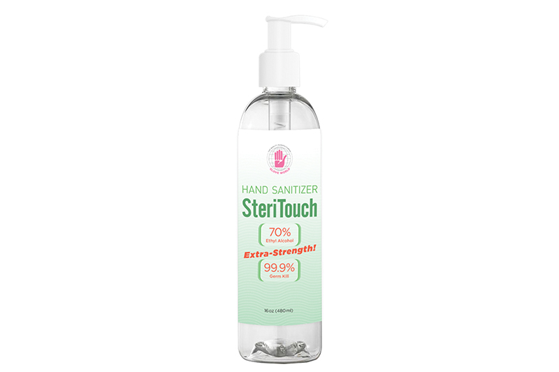 SteriTouch Hand Sanitizer - CASE QUANTITY SPECIALS!