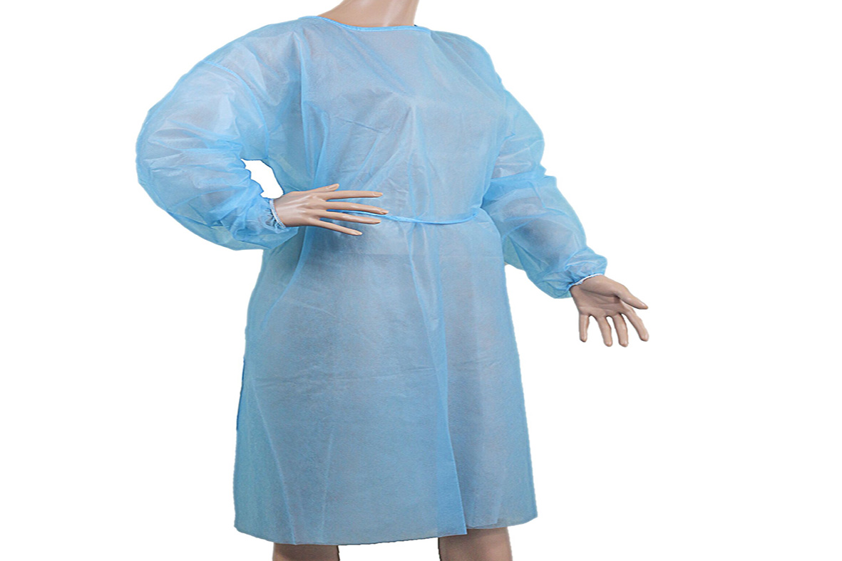 Non Woven Isolation Gowns