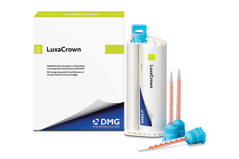 LuxaCrown Temporary Crown & Bridge Material Buy 3 Get 1 of the Same Free