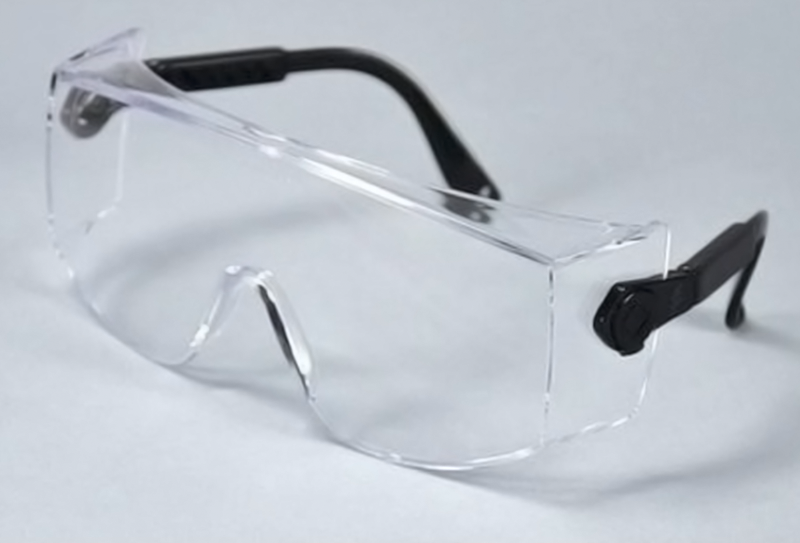 Clear Bifocal Protective Eyewear