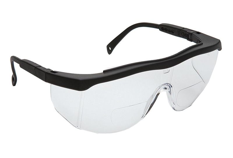 Provision BiFocal - Black Frame/Clear Lens