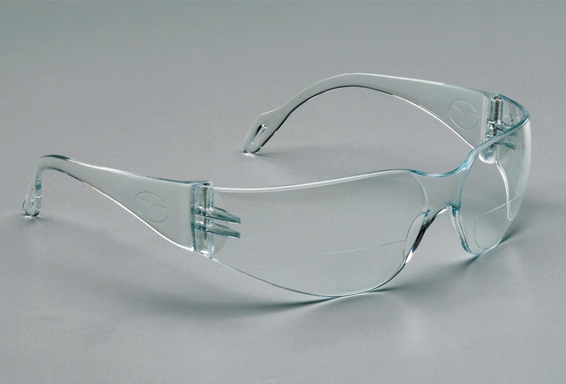 ProVision Cool-Wraps Bifocal - Clear Frame/Clear Lens
