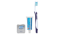 Crest+Oral-B Daily Clean Solution Manual Bundle - P&G