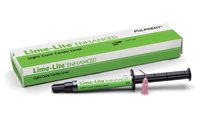 LimeLite Enhanced-Lite Cure Cavity Liner-Pulpdent Buy3 1.2mL Syr Get1 TuffTempPlus 5mL