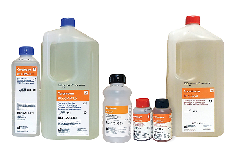 READYMATIC Dental Chemicals - Automatic