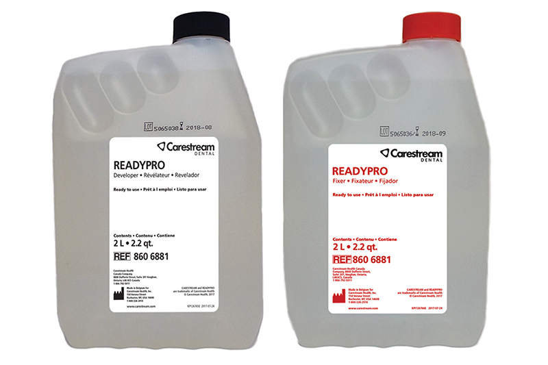 READYPRO Dental Chemicals - Automatic