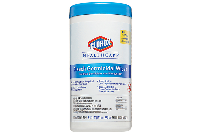 Wipes - Bleach Germicidal Disinfectant ON ALLOCATION