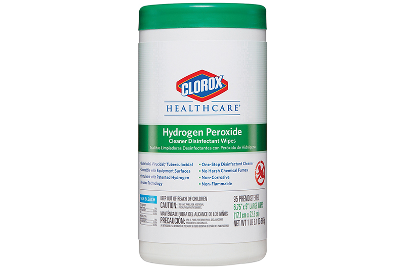 Wipes - Hydrogen Peroxide Disinfectant ON ALLOCATION