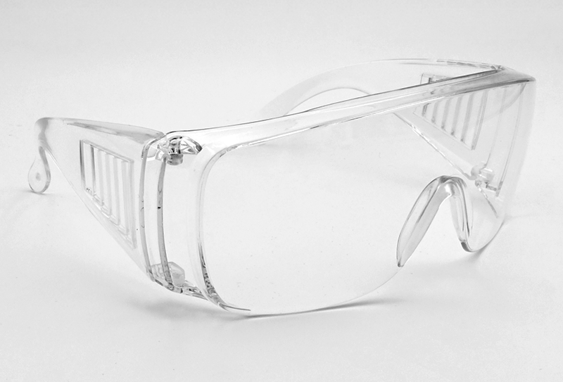 Clear Protective Anti-Fog Eyewear