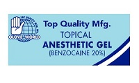 Topical 20% Benzocaine Anesthetic Gel