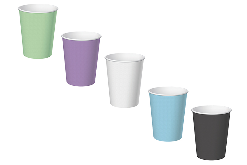 Poly-Coated Paper Cups - 5 oz.