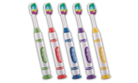 Crayola Neon Marker Suction Cup Toothbrush Buy 4 Get 1 Free