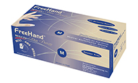 FreeHand - Accelerator Free Nitrile *SKIN THERAPY*
