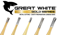 Great White Gold Series Buy 3 Get 1 Free of Equal or Lesser Value