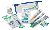 Sunstar Gum Implant Care Dental Kit - Sunstar