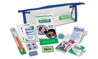 Sunstar Gum - Orthodontic Clear Kit - Sunstar