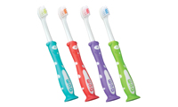 GUM Monsterz - Age 2+ - Sunstar Toothbrush