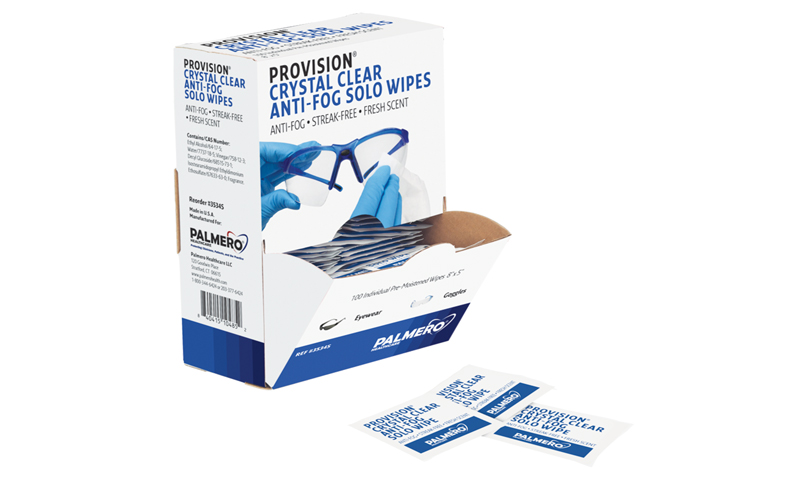 ProVision Crystal Clear Anti-Fog Solo Wipes Buy 3 Get 1 Free