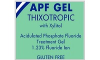 TQM 60 Second 1.23% APF Fluoride GEL