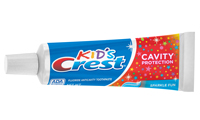 P&G - Kid's Crest Cavity Protection Sparkle Fun Flavor