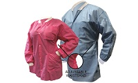 FIT ME Adjustable Hip Length Jackets