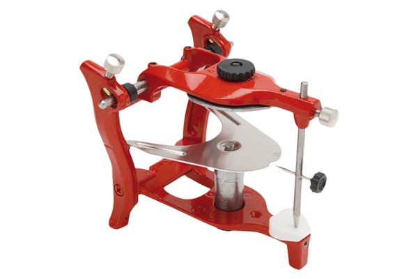 Articulator Opening 125° with 4 Mounting Plates