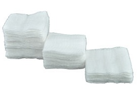 Cotton Filled Gauze