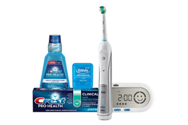 Oral-B Genius Power Toothbrush with Bluetooth - Gingivitis System