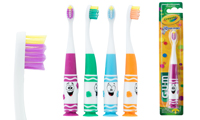 Crayola PipSqueaks Suction Cup Toothbrush